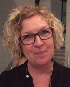Christina Almind Gefke Hansen - fodplejer